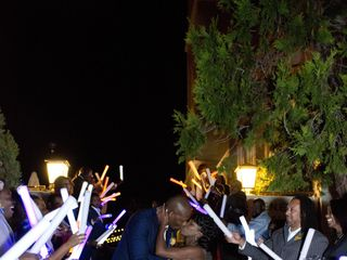 The wedding of Ana Isabel and Jean-Claude 2