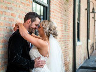 The wedding of Laken and Joe