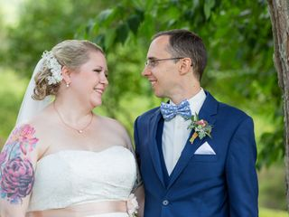 The wedding of Amy and Andrew 3