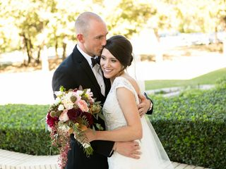The wedding of Clint and Lauren
