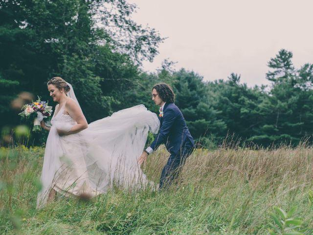 Harrison and Jackie's Wedding in Great Barrington, Massachusetts 11