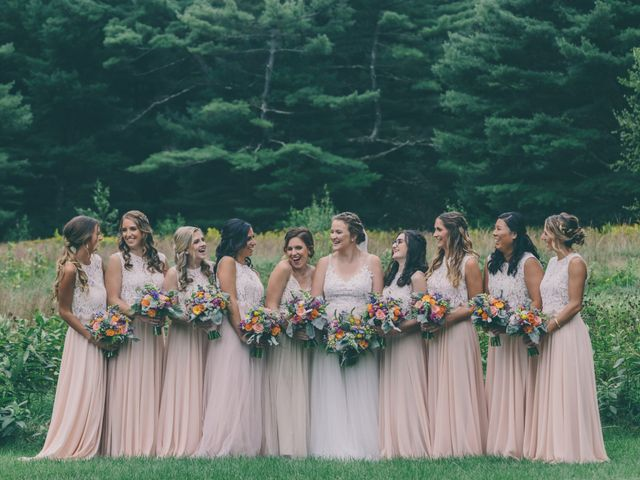 Harrison and Jackie's Wedding in Great Barrington, New York 2