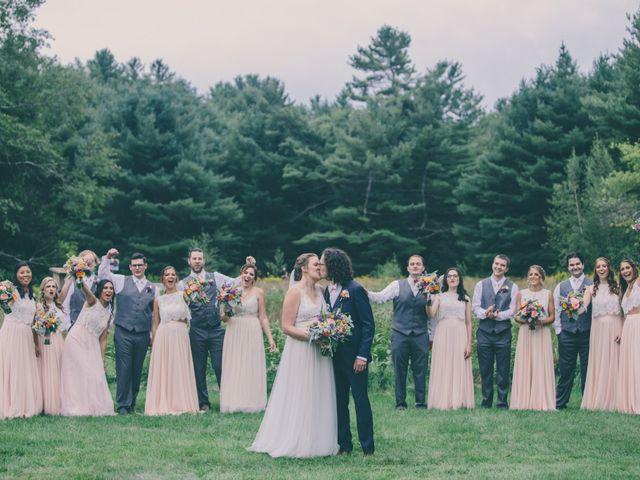 Harrison and Jackie's Wedding in Great Barrington, Massachusetts 12