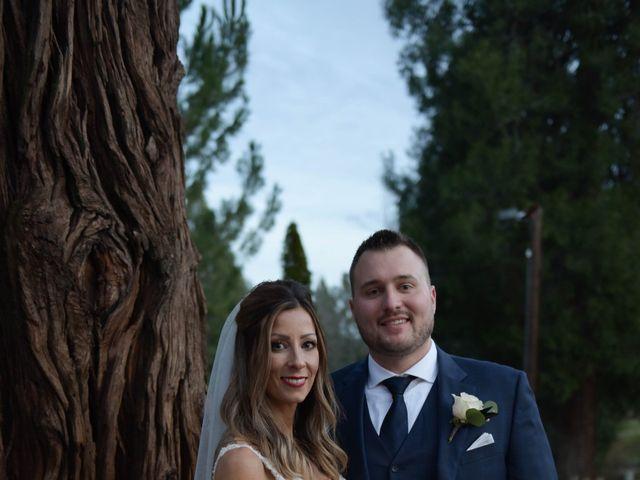Matthew and Rachel's Wedding in Placerville, California 43