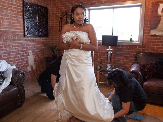 Daoud and Vanessa's Wedding in Mesa, Arizona 8