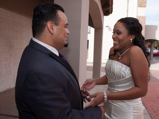 Daoud and Vanessa's Wedding in Mesa, Arizona 9