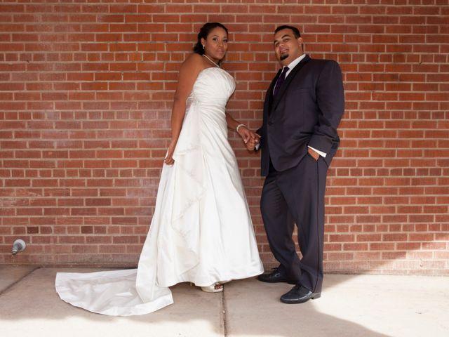 Daoud and Vanessa's Wedding in Mesa, Arizona 10