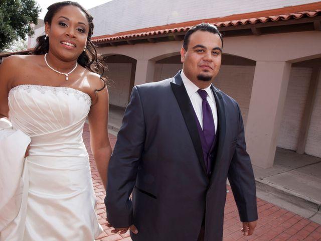 Daoud and Vanessa's Wedding in Mesa, Arizona 1