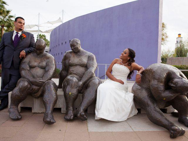 Daoud and Vanessa's Wedding in Mesa, Arizona 2