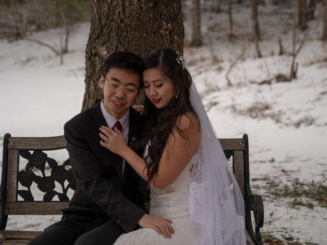 The wedding of Mellisa and Zip