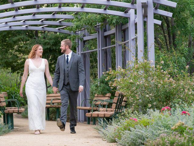 The wedding of Jen and Ryan