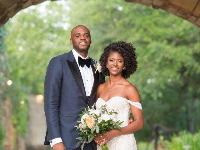 The wedding of Deanna and Mikal