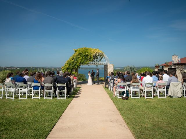 Gray and Kelly's Wedding in Austin, Texas 8