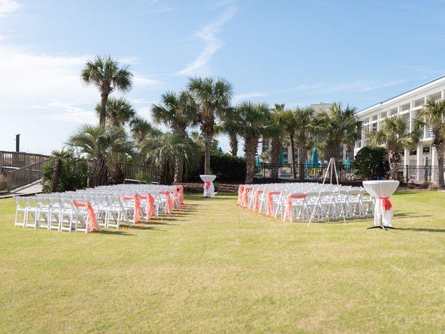 Lorenzo and Toniqua's Wedding in Myrtle Beach, South Carolina 21