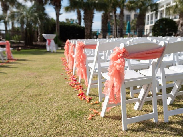 Lorenzo and Toniqua's Wedding in Myrtle Beach, South Carolina 22