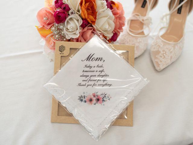 Lorenzo and Toniqua's Wedding in Myrtle Beach, South Carolina 23