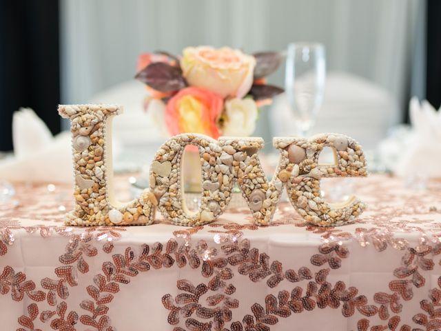 Lorenzo and Toniqua's Wedding in Myrtle Beach, South Carolina 26