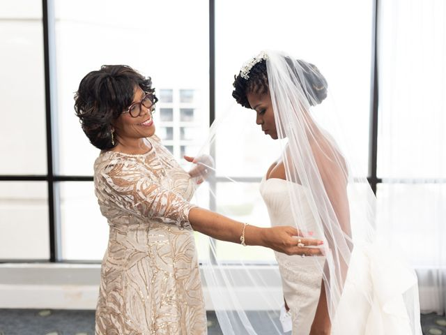 Lorenzo and Toniqua's Wedding in Myrtle Beach, South Carolina 31