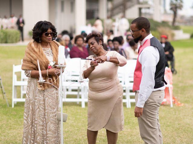 Lorenzo and Toniqua's Wedding in Myrtle Beach, South Carolina 38