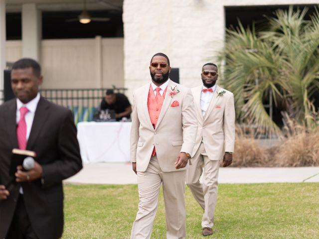 Lorenzo and Toniqua's Wedding in Myrtle Beach, South Carolina 39