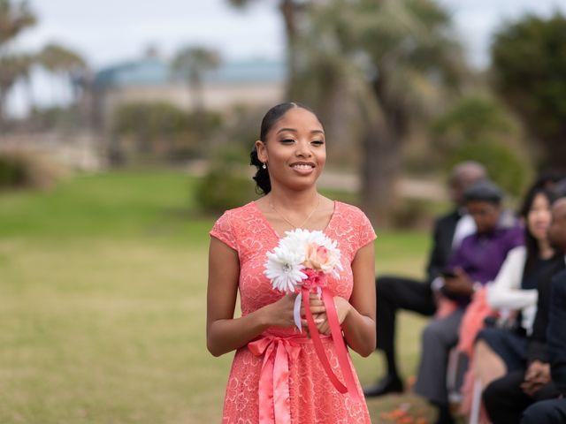 Lorenzo and Toniqua's Wedding in Myrtle Beach, South Carolina 40