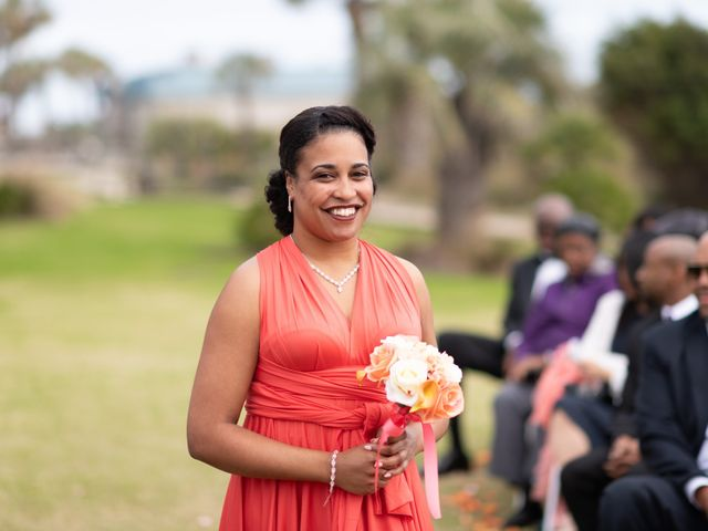 Lorenzo and Toniqua's Wedding in Myrtle Beach, South Carolina 41