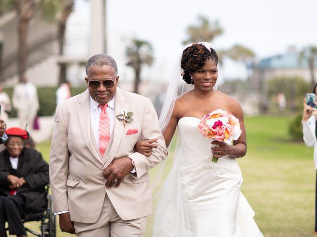 Lorenzo and Toniqua's Wedding in Myrtle Beach, South Carolina 46