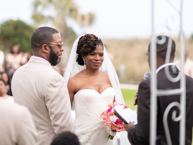 Lorenzo and Toniqua's Wedding in Myrtle Beach, South Carolina 48