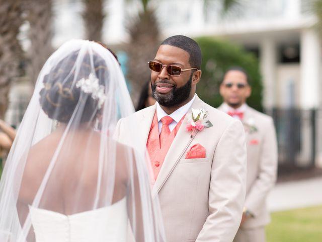 Lorenzo and Toniqua's Wedding in Myrtle Beach, South Carolina 52