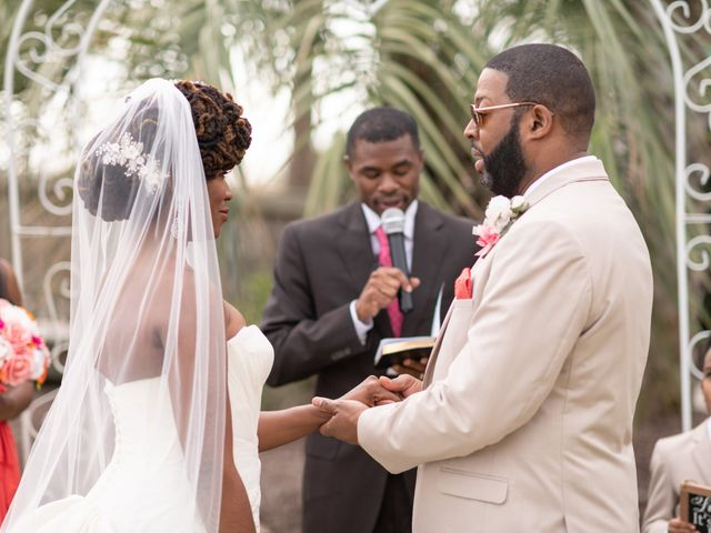 Lorenzo and Toniqua's Wedding in Myrtle Beach, South Carolina 53