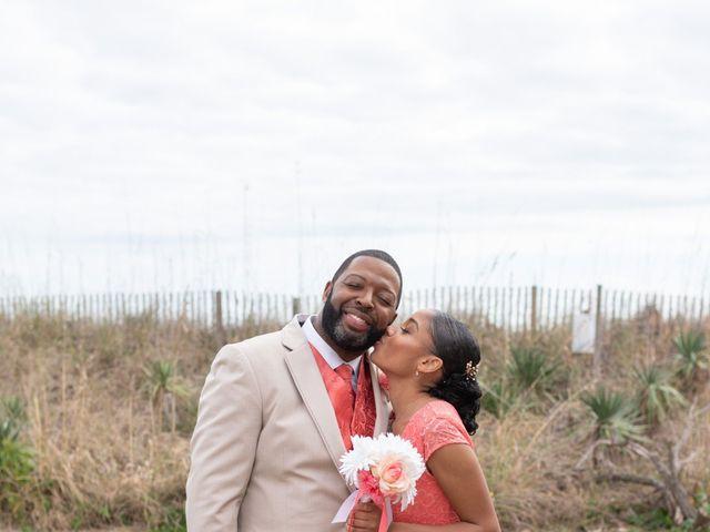 Lorenzo and Toniqua's Wedding in Myrtle Beach, South Carolina 60