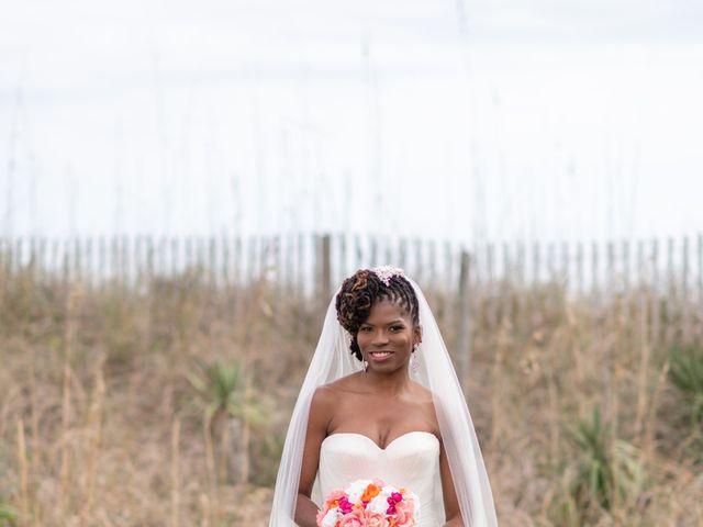 Lorenzo and Toniqua's Wedding in Myrtle Beach, South Carolina 61