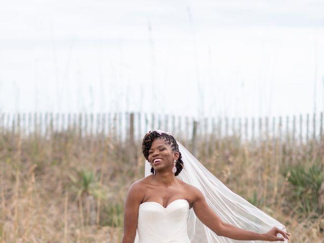 Lorenzo and Toniqua's Wedding in Myrtle Beach, South Carolina 62