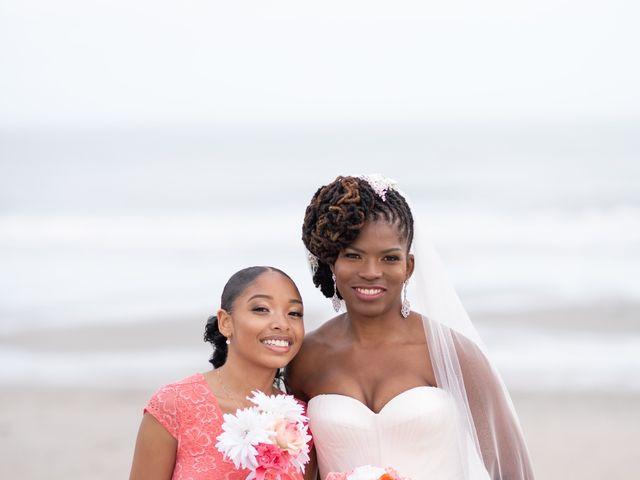 Lorenzo and Toniqua's Wedding in Myrtle Beach, South Carolina 67