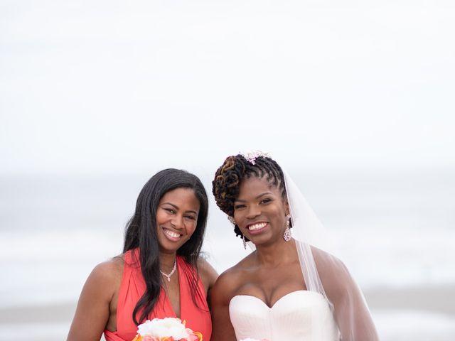 Lorenzo and Toniqua's Wedding in Myrtle Beach, South Carolina 68