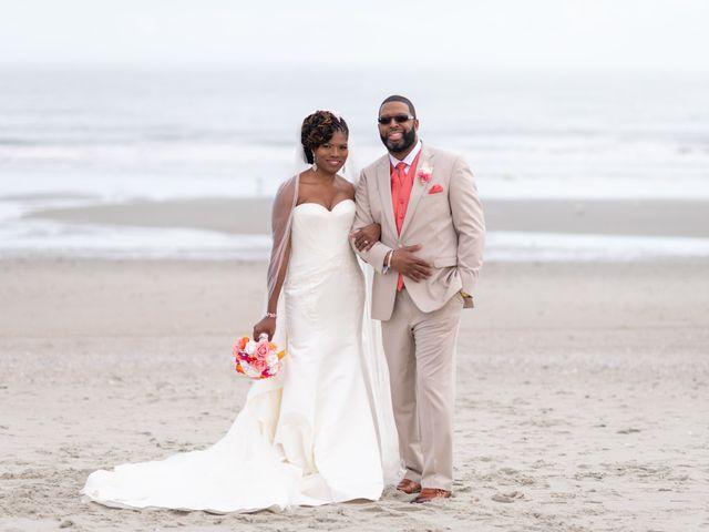 Lorenzo and Toniqua's Wedding in Myrtle Beach, South Carolina 72