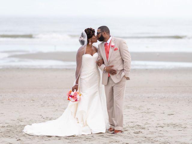 Lorenzo and Toniqua's Wedding in Myrtle Beach, South Carolina 73
