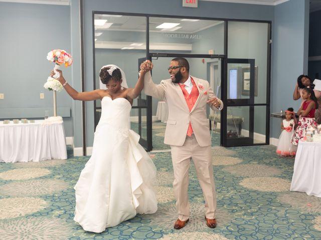 Lorenzo and Toniqua's Wedding in Myrtle Beach, South Carolina 74