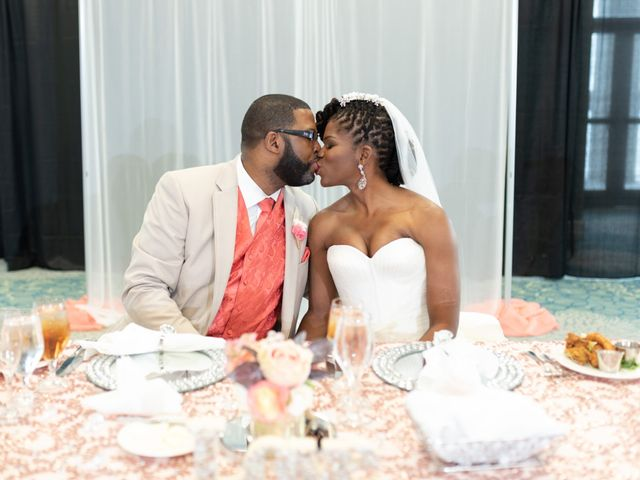 Lorenzo and Toniqua's Wedding in Myrtle Beach, South Carolina 78