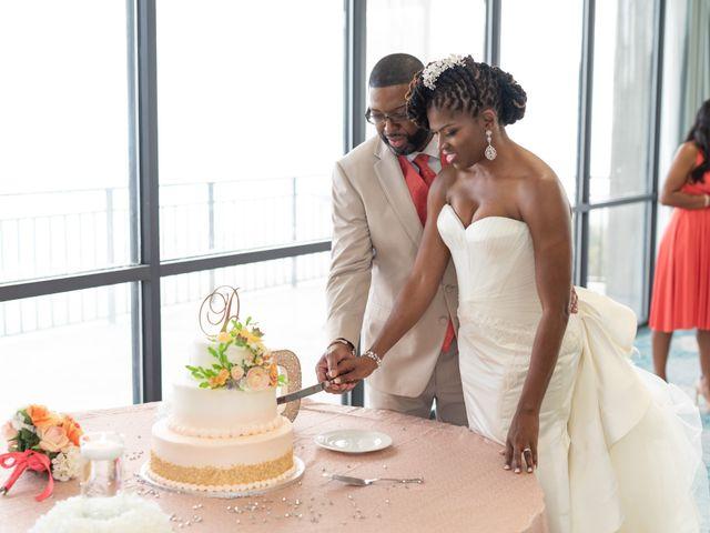 Lorenzo and Toniqua's Wedding in Myrtle Beach, South Carolina 79