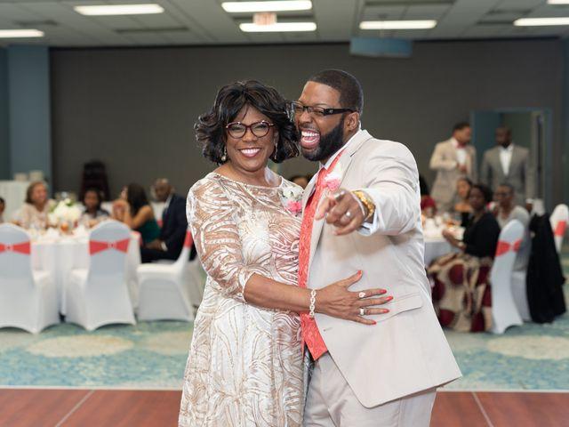 Lorenzo and Toniqua's Wedding in Myrtle Beach, South Carolina 81