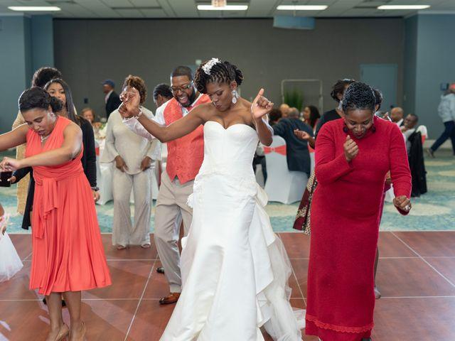Lorenzo and Toniqua's Wedding in Myrtle Beach, South Carolina 82