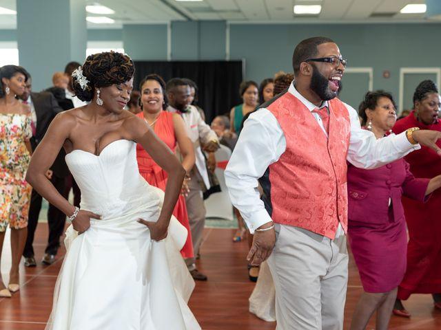 Lorenzo and Toniqua's Wedding in Myrtle Beach, South Carolina 83