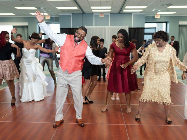 Lorenzo and Toniqua's Wedding in Myrtle Beach, South Carolina 84