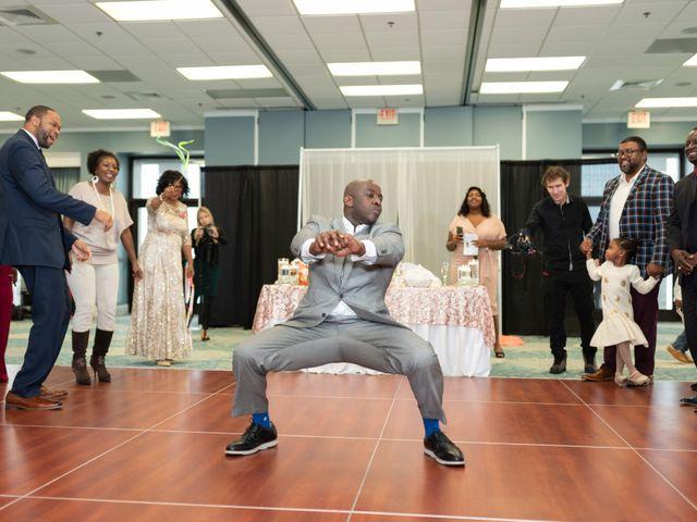 Lorenzo and Toniqua's Wedding in Myrtle Beach, South Carolina 87