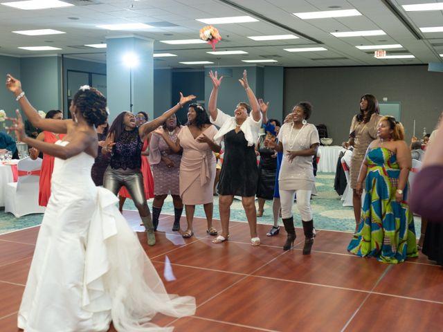Lorenzo and Toniqua's Wedding in Myrtle Beach, South Carolina 88