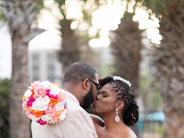 Lorenzo and Toniqua's Wedding in Myrtle Beach, South Carolina 90