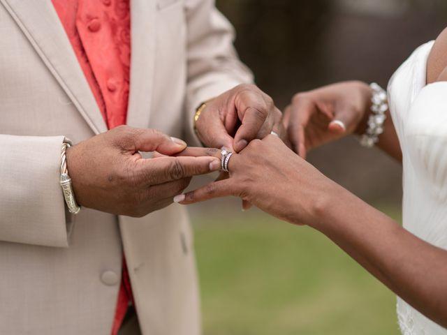 Lorenzo and Toniqua's Wedding in Myrtle Beach, South Carolina 95