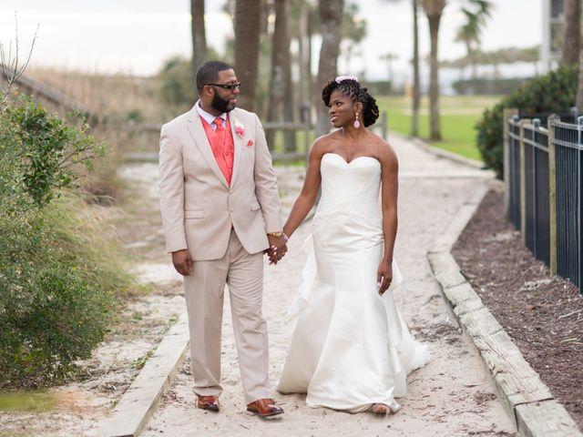 Lorenzo and Toniqua's Wedding in Myrtle Beach, South Carolina 99