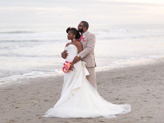 Lorenzo and Toniqua's Wedding in Myrtle Beach, South Carolina 102